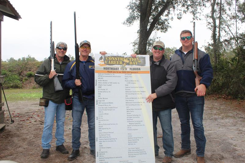 Clay Shoot 23